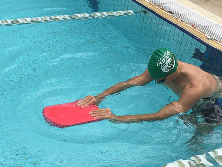 Swimming: Getting back to the basics.