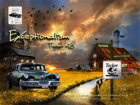 Exceptionalism - Tucker 48