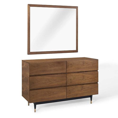 Caima 2 Piece Bedroom Set