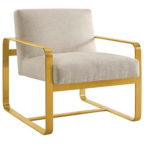 Astute Upholstered Fabric Armchair