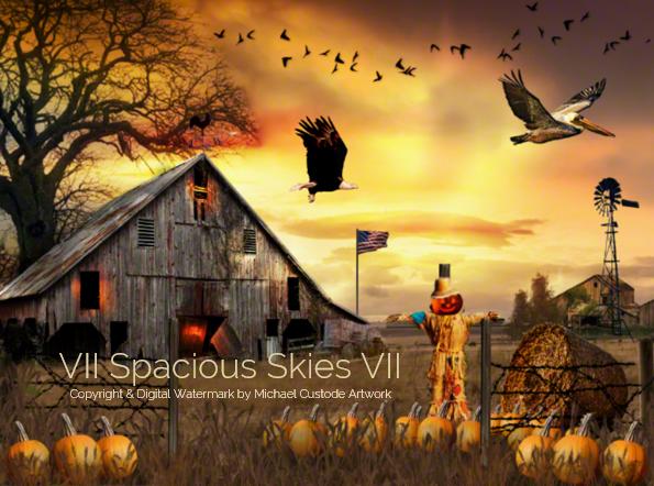 941 VII Spacious Skies VII Master