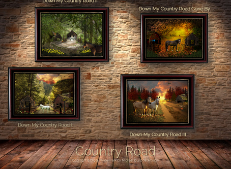 New Collection - Country Road