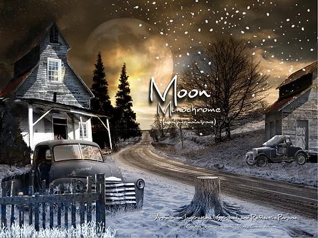 Moon Over Monochrome