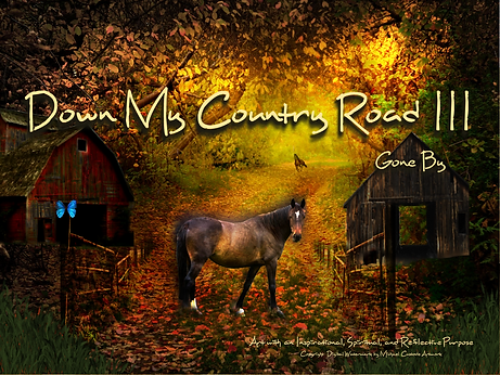 Down My Country Road III - Gone By