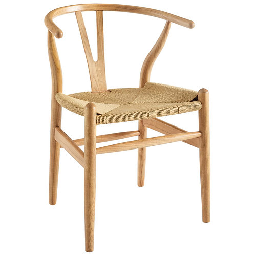 Amish Dining Wood Armchair