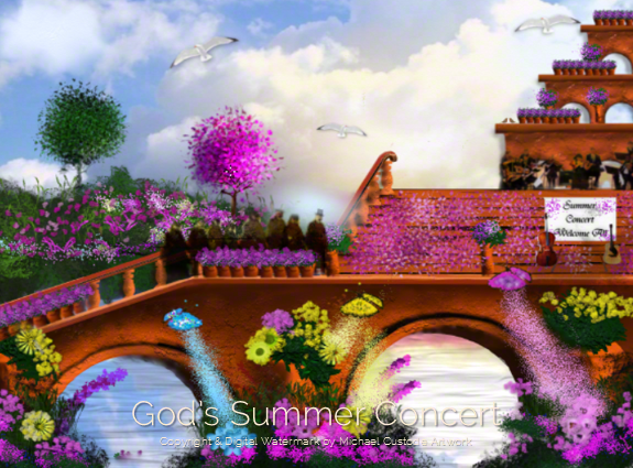 204 God's Summer Concert