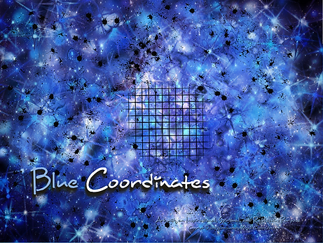Blue Coordinates