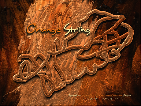 Orange String