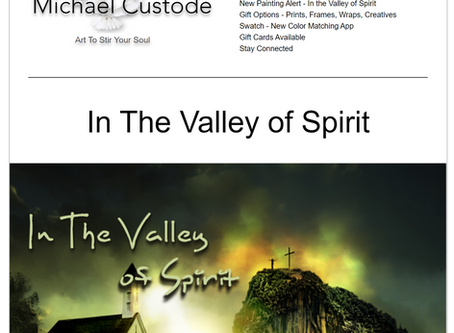New Image Alert - In The Valley of Spirit