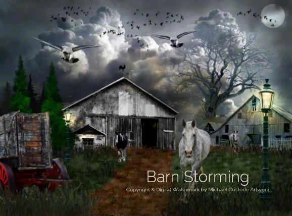221 Barn Storming Master