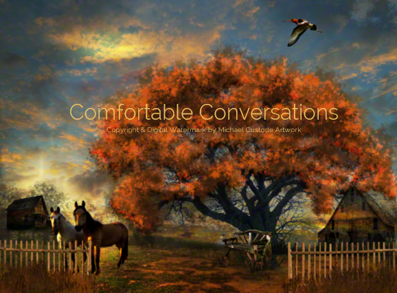 734 Comfortable Conversations Master