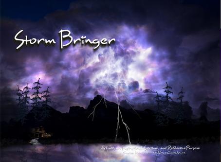 New Painting Alert - Stormbringer