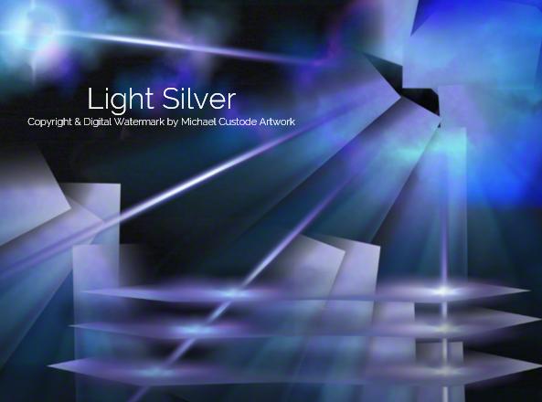 108 Light Silver