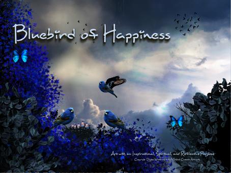 New Image Alert - Bluebird of Happiness