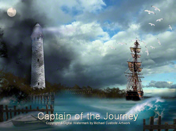 116 Captain of the Journey