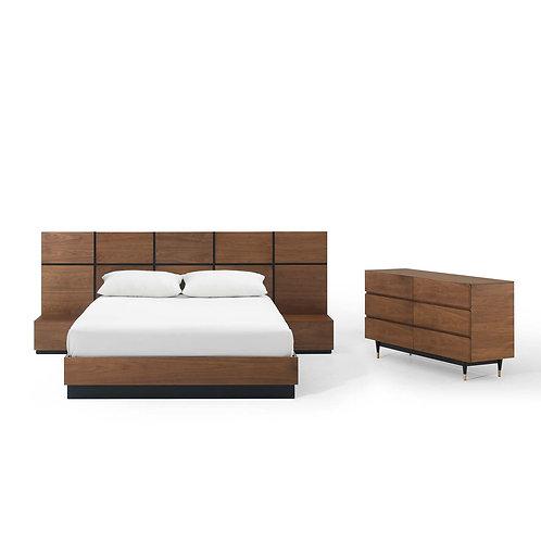 Caima 4-Piece Bedroom Set