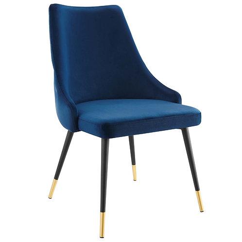 Adorn Tufted Performance Velvet Dining Side Chair
