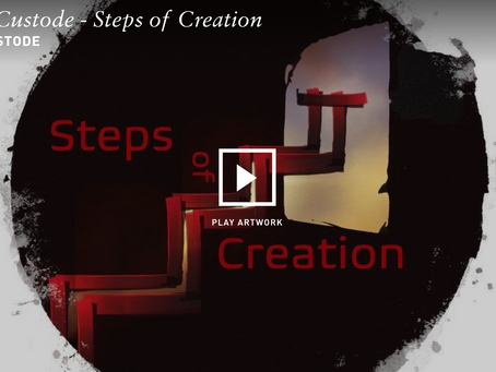 Our Latest at Sedition Art - Steps of Creation
