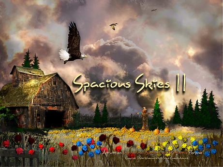 Spacious Skies II