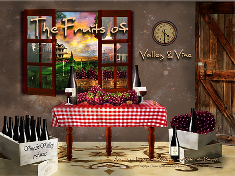 The Fruits of Valley & Vine