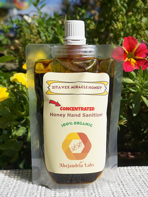 Honey Hand Sanitizer Concentrate Pack of 2