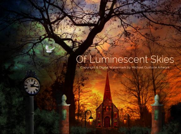 622 Of Luminescent Skies Master