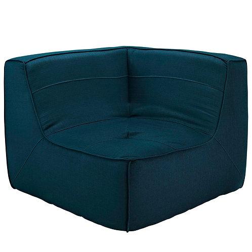 Align Upholstered Fabric Corner Sofa
