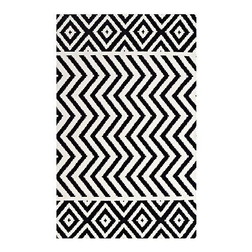 Ailani Geometric Chevron / Diamond 5x8 Area Rug