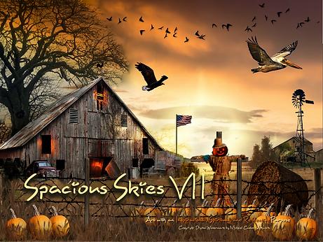 Spacious Skies VII