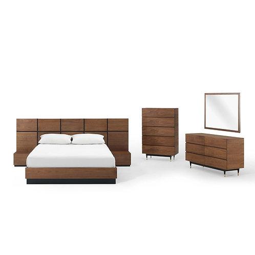 Caima 6-Piece Bedroom Set
