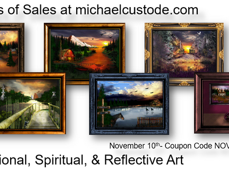 Inspirational, Spiritual, & Reflective Art
