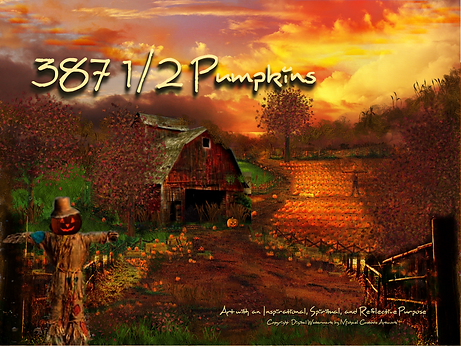387 1/2 Pumpkin
