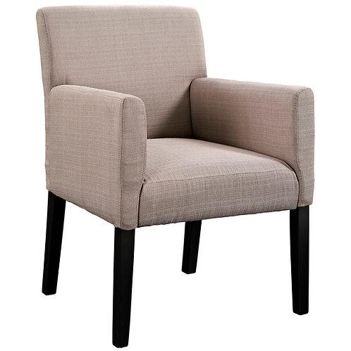 Chloe Upholstered Fabric Armchair