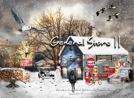 """""""General Store II"""" - Latest Release from our General Store Collection"""