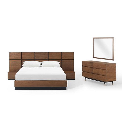 Caima 5-Piece Bedroom Set