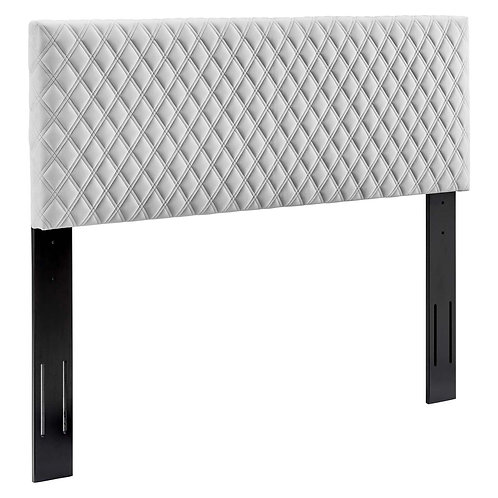 Angela King Performance Velvet Headboard