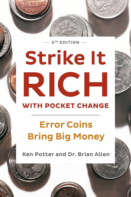 Strike It Rich with Pocket Change, 5th edition.