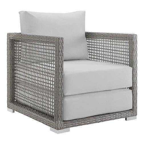 Aura Rattan Outdoor Patio Armchair