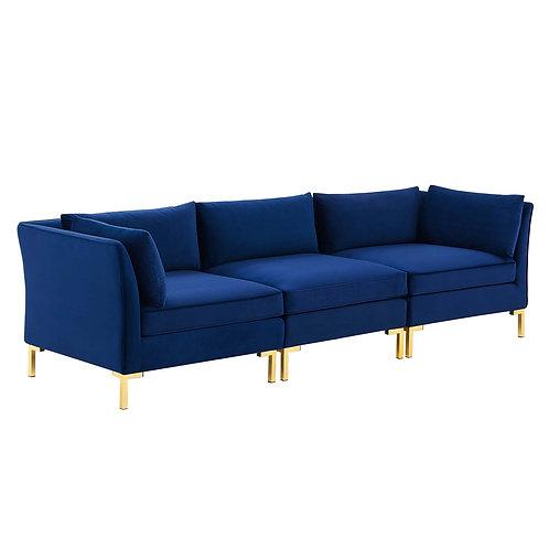 Ardent Performance Velvet Sofa
