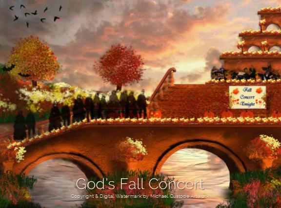 206 God's Fall Concert