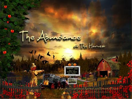 The Abundance of The Harvest