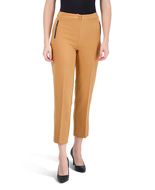 """Techno Stretch """"Bond 18"""" Pull On Pant with Leather Pocket Trim"""