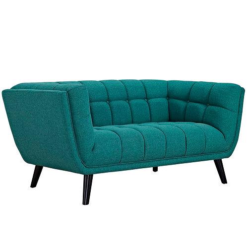 Bestow Upholstered Fabric Loveseat