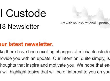 Newsletter - October 2018