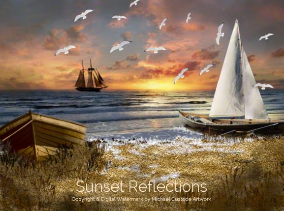 623 Sunset Reflections Master