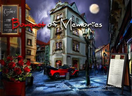 New Painting Alert - Bouquet of Memories