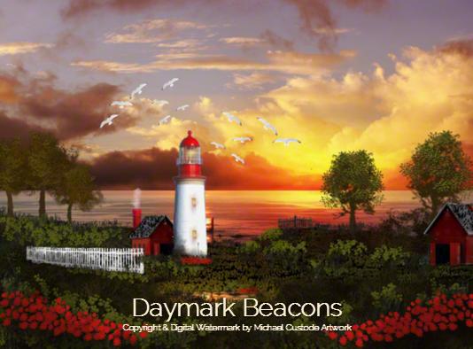 118 Daymark Beacons
