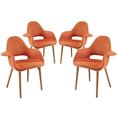 Aegis Dining Armchair Set of 4