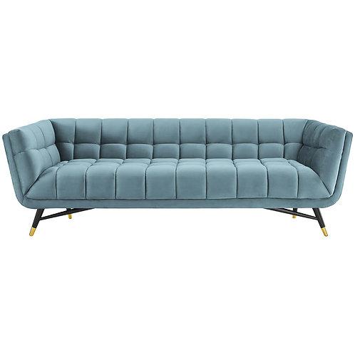 Adept Performance Velvet Sofa