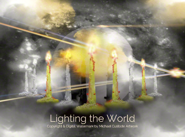 107 Lighting The World